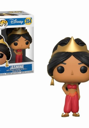Pop! Disney: Aladdin - Red Jasmine