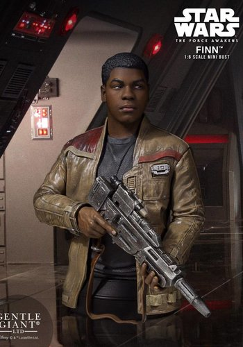 Star Wars: Finn 1:6 Scale Figure Mini Bust