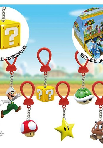 Super Mario 3D World: Backpack Buddies  Blindbag SOLD PER PIECE
