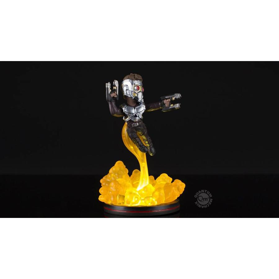 Marvel: Guardians of the Galaxy - Star Lord Light-Up Q-Fig
