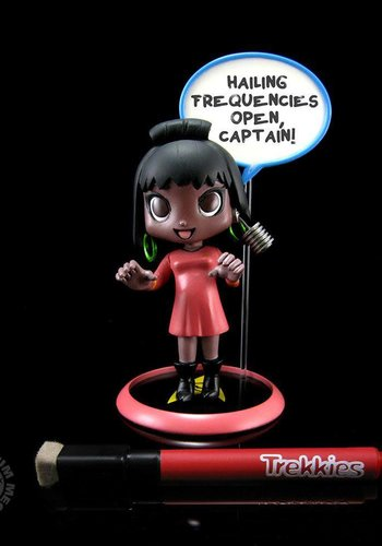 Star Trek: Trekkies Uhura Q-Pop Figure