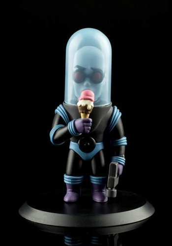 DC Comics: Mr. Freeze Q-Fig