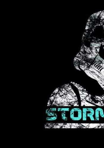 Star Wars: Stormtrooper Black Ceramic Mug