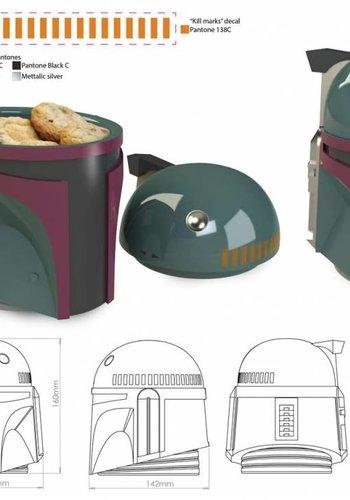 Star Wars: Boba Fett 3D Cookie Jar
