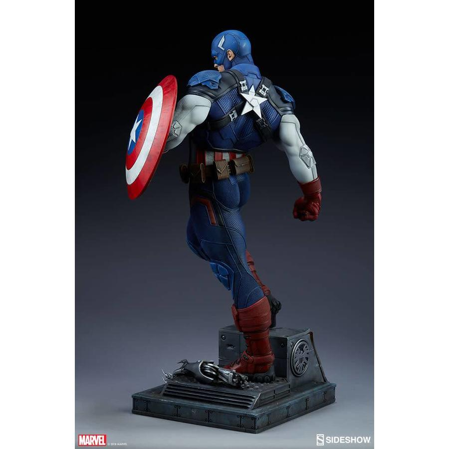Marvel: Captain America Premium Format Statue