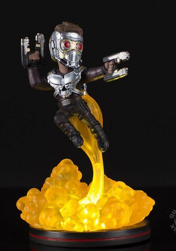 Star Lord Light-Up Q-Fig FX Diorama