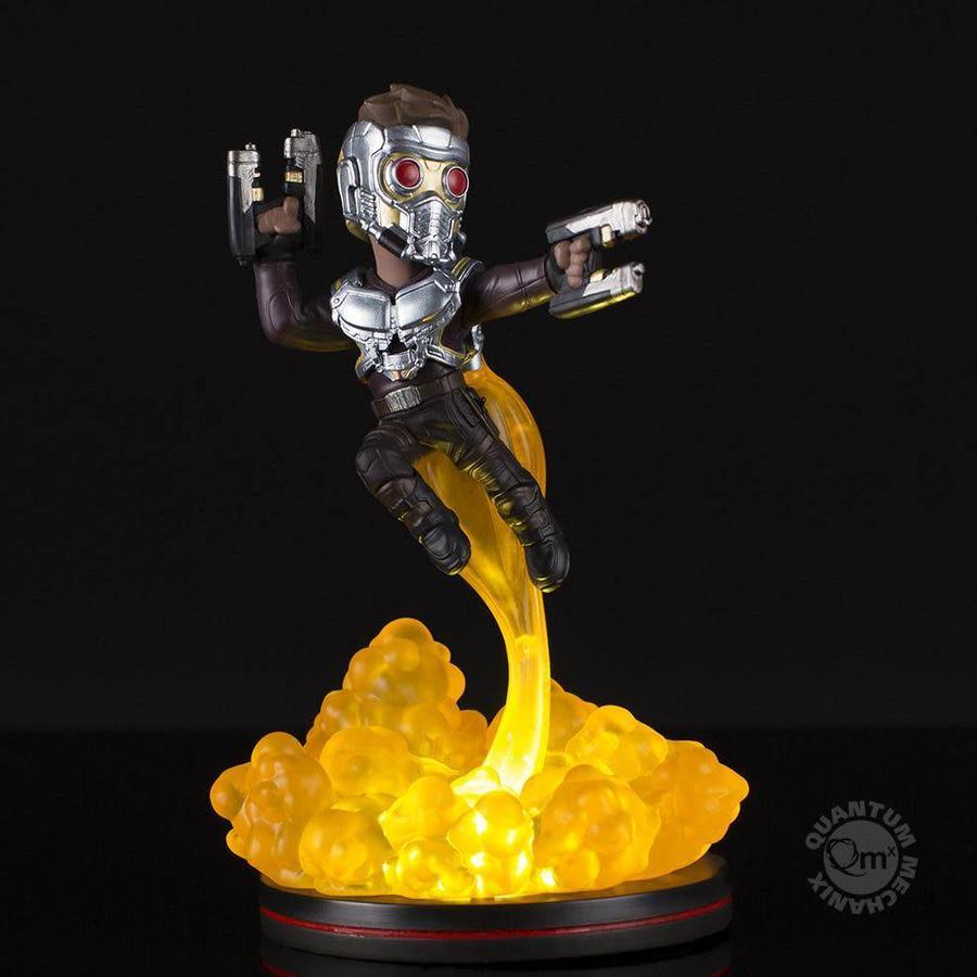 Star Lord Light-Up Q-Fig FX Diorama