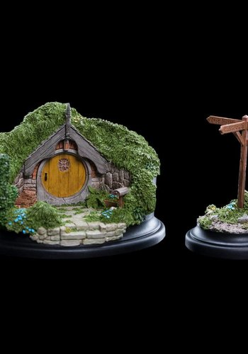 Weta - The Hobbit: 5 Hill Lane