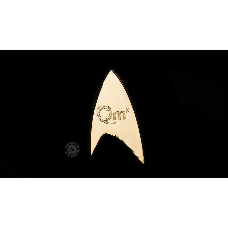 Star Trek: Discovery Magnetic Badge — Command