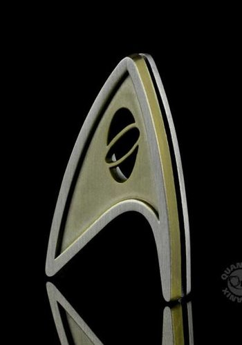 Star Trek Beyond Magnetic Insignia Badge Science