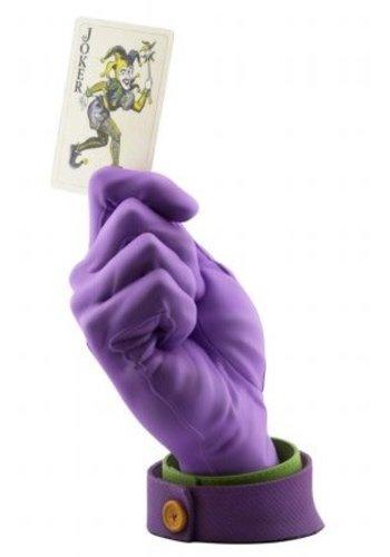 DC Comics: Joker Calling Card Statue