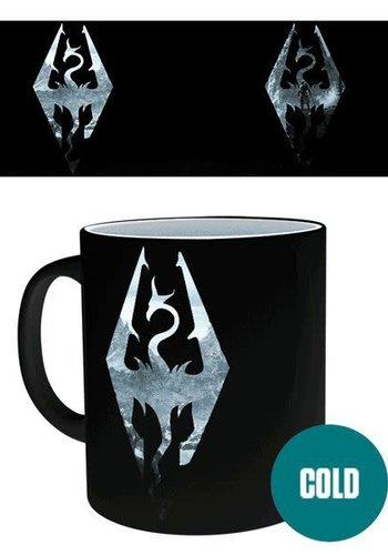 Skyrim Dragon Symbol - Heat Change Mok