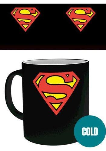 Dc Comics Superman Costumer - Heat Change Mok