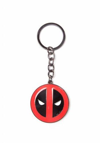 Marvel: Deadpool Metal Keychain