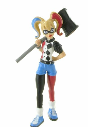 DC Comics: Super Hero Girls - Harley Quin