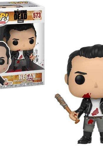 Pop! TV: The Walking Dead - Clean Shaven Negan