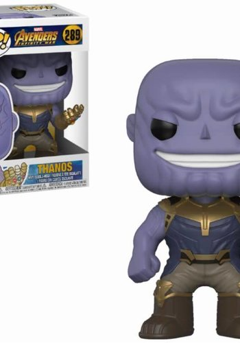 Pop! Marvel: Avengers Infinity War - Thanos