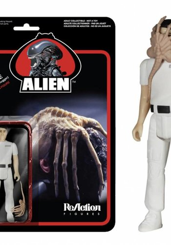 ReAction- Alien- Kane with facehugger