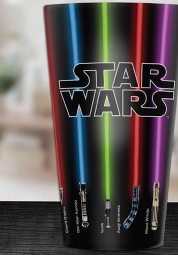 Star Wars: Lightsaber Glass
