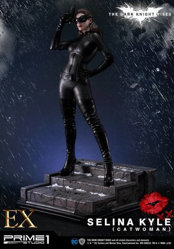 DC Comics: Dark Knight Rises - Exclusive Selina Kyle Catwoman