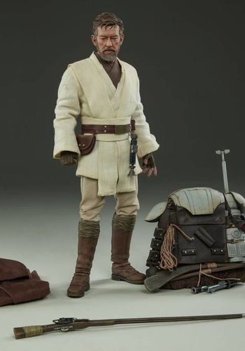 Star Wars Mythos: Obi-Wan Kenobi 1:6 Scale Figure