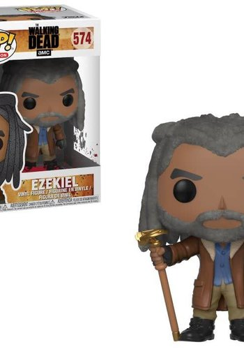 Pop! TV: The Walking Dead - Ezekiel