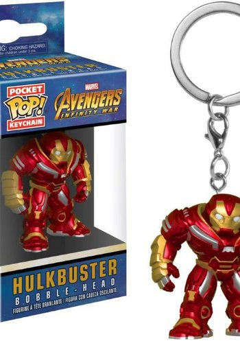 Pocket Pop Keychain Marvel: Avengers Infinity War - Hulkbuster