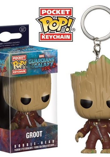 Pocket Pop Keychains: Guardians of The Galaxy 2 - Groot