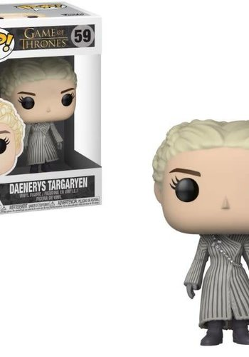 Pop! TV: Game of Thrones - White Coat Daenerys