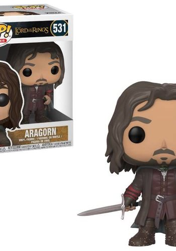 Pop! Movies: Lord of the Rings - Aragorn