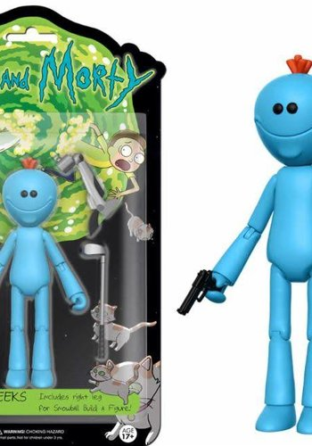 Rick and Morty Action Figures: Meeseeks