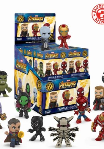 Mystery Mini: Marvel Avengers Infinity War - PRICE PER PIECE