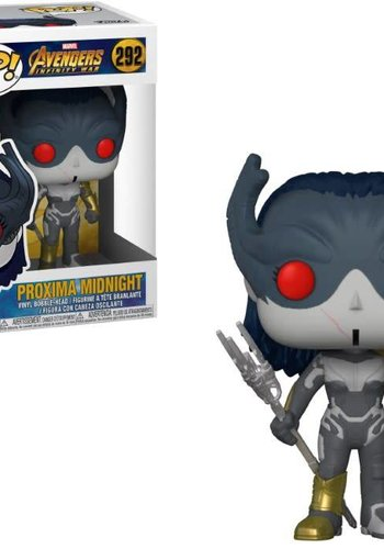 Pop! Marvel: Avengers Infinity War - Proxima Midnight