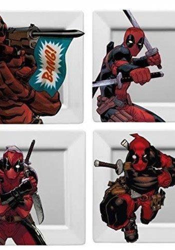 Marvel: BANG! Deadpool Plate Set