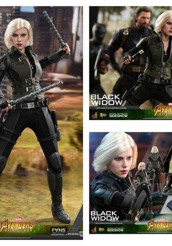 Pre-Order : Marvel Avengers Infinity War - Black Widow 1:6 Scale Figure