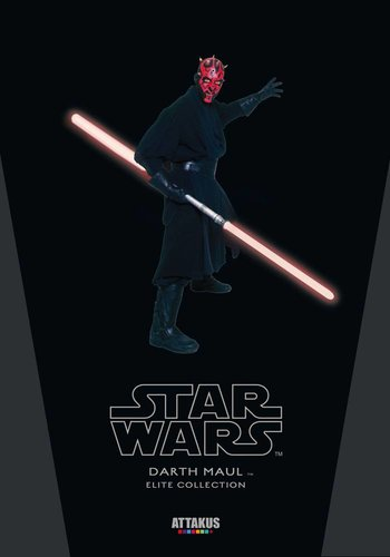 Star Wars: Darth Maul 16 cm Statue Liited  Elite Collcection