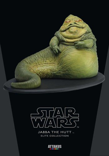 Star Wars: Jabba The Hutt 21 cm Statue Limited  Elite collection