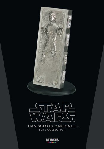Star Wars: Han Solo Limited Elite Collection 18 cm Statue
