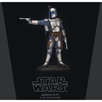 Star Wars Episode II Attack of the Clones Elite Collection Statue Jango Fett 19 cm