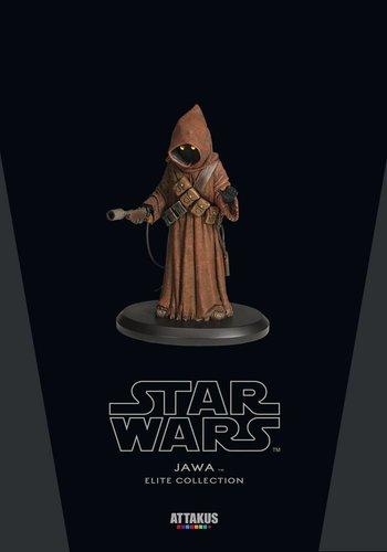 Star Wars: Jawa Limited Elite Collection 11cm Statue