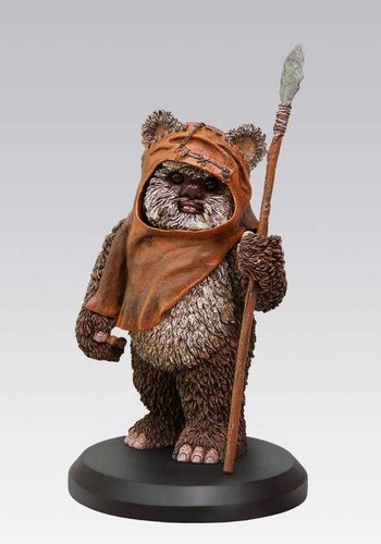 Star Wars: Wicket Limited Elite Collection 9 cm Statue
