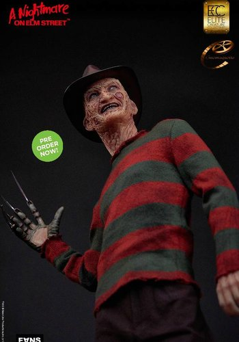 A Nightmare on Elm Street: Infinity Hell - Freddy Krueger 1:3 Maquette