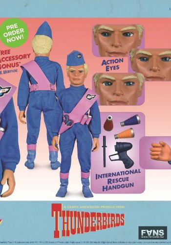Thunderbirds: John Tracy International Rescue LE 1:6 Scale Figure