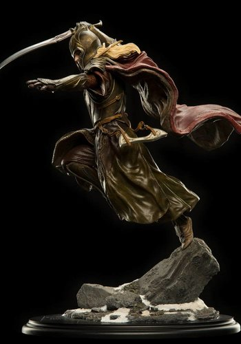 MIRKWOOD ELF SOLDIER 1:6 scale
