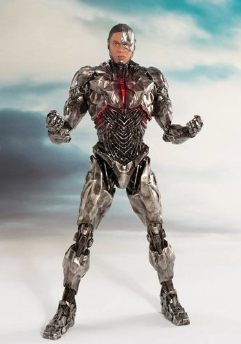 DC Comics: Justice League Movie - Cyborg Artfx+ PVC Statue