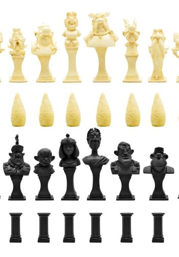 Asterix: Resin Chess Set