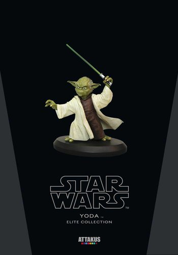 Star Wars: Episode 1 - Yoda Version 3 - 8 cm Statue