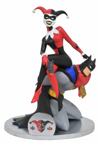 Batman The Animated Series: 25th Anni. Harley Quinn PVC Statue