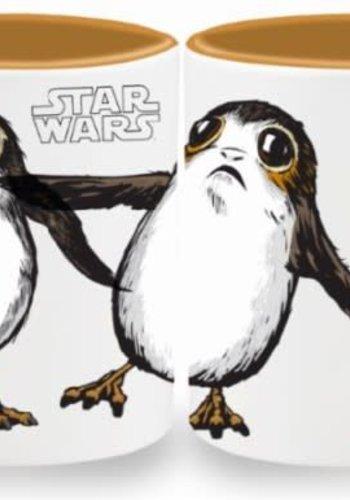 Star Wars The Last Jedi: Porgs Big Mug
