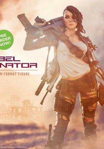 Teminator: Rebel Terminator - Mythos Premium Format Statue